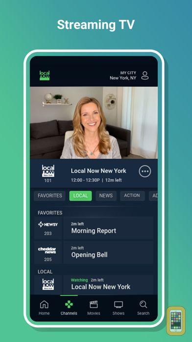 Screenshot - Local Now - Stream Your City