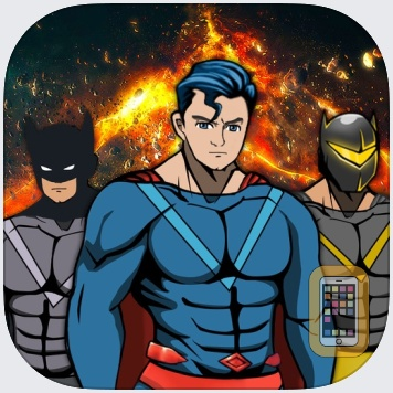 Create Your Own SuperHero - Comics Book Character Simulation & Makeover by lei zhang (Universal)
