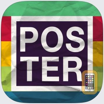 Poster Maker - Flyer Designer! by Vidthug Pte Ltd (Universal)