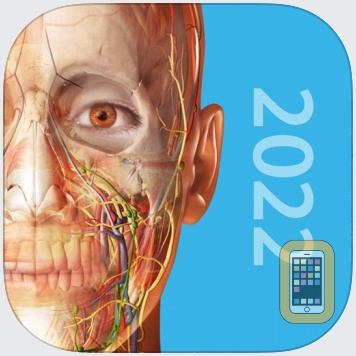 Human Anatomy Atlas 2021 by Visible Body (Universal)