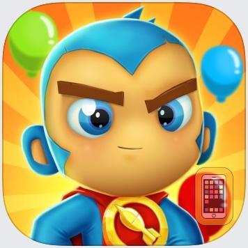 Bloons Supermonkey 2 by Ninja Kiwi (Universal)