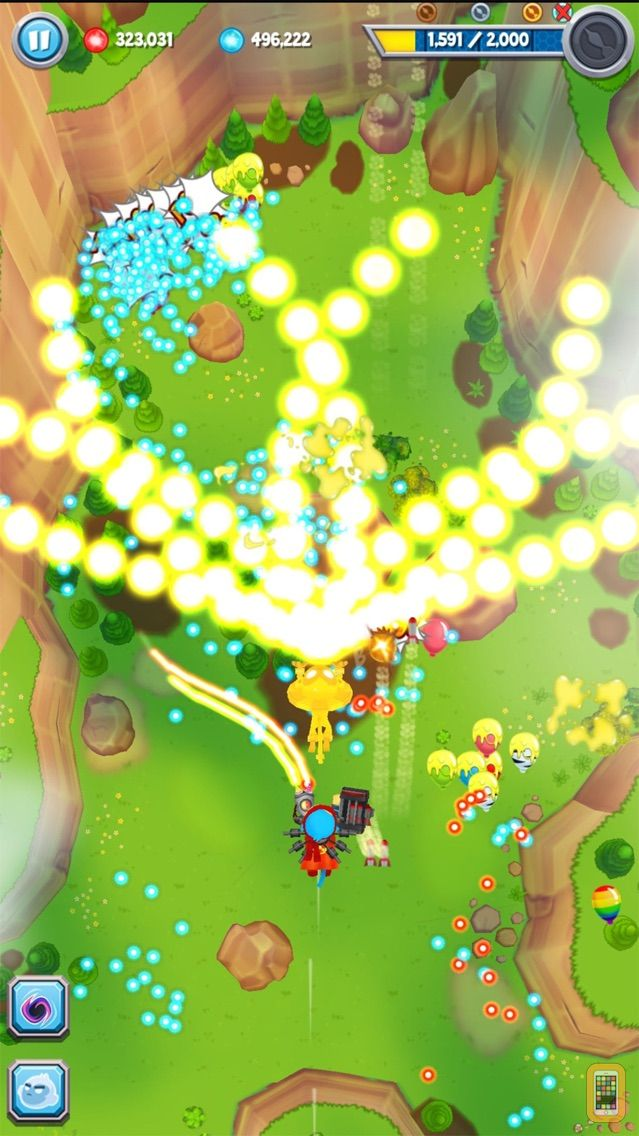 Screenshot - Bloons Supermonkey 2
