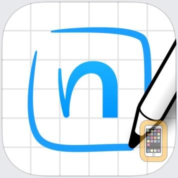 MyScript Nebo by MyScript (iPad)