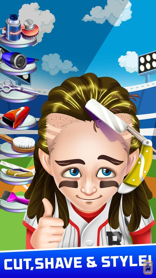 Screenshot - Olympics Surgery Simulator Salon - Little Baby Doctor Hospital & Makeup Kids Games for Girls Boys