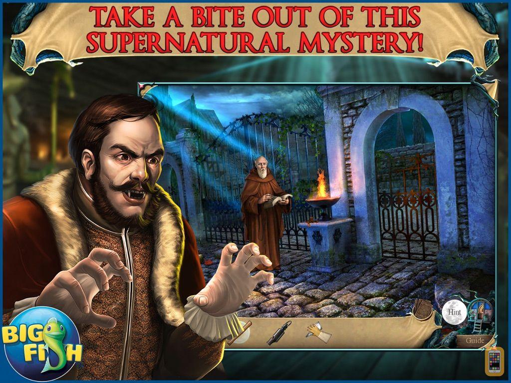 Screenshot - Vampire Legends: Untold Story of Elizabeth (Full)