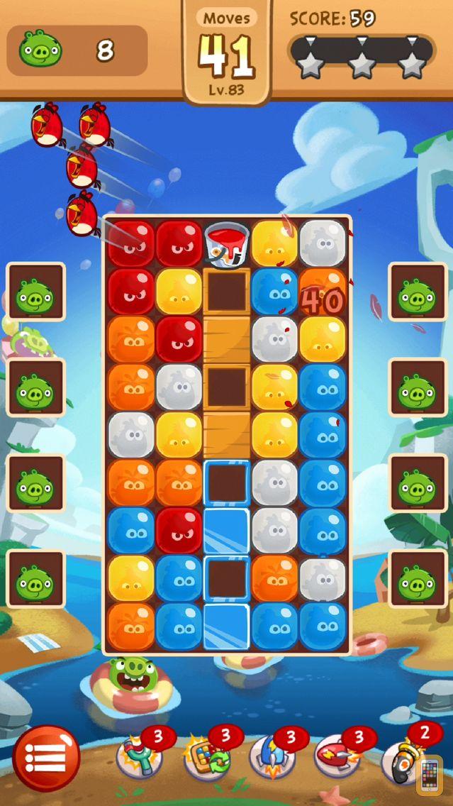 Screenshot - Angry Birds Blast