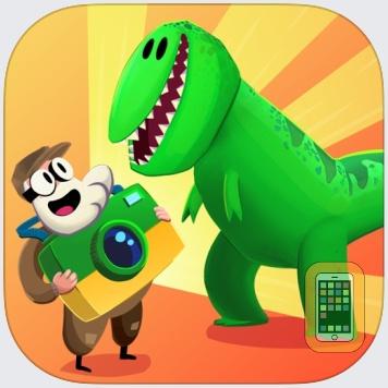 Jurassic GO - Dinosaur Snap Adventures by BebopBee, Inc (Universal)