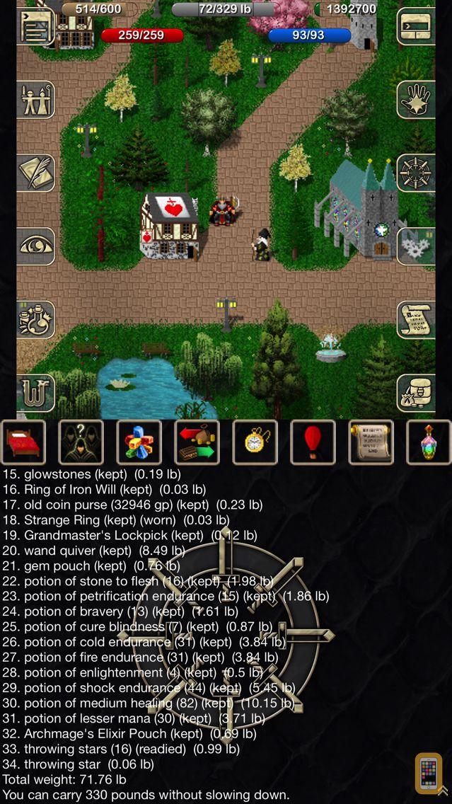 Screenshot - Wyvern