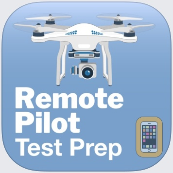 Remote Pilot FAA Test Prep by Aeroapps Technology (Universal)