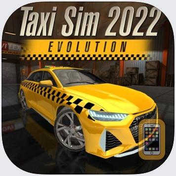 Taxi Sim 2016 by Alexandru Marusac (Universal)