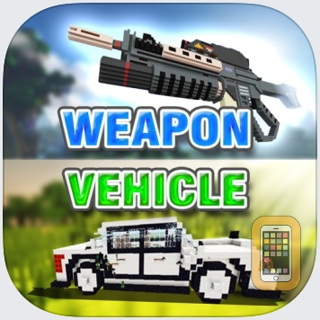 Vehicle & Weapon Mods FREE - Best Pocket Wiki & Tools for Minecraft PC Edition by pei peng (Universal)