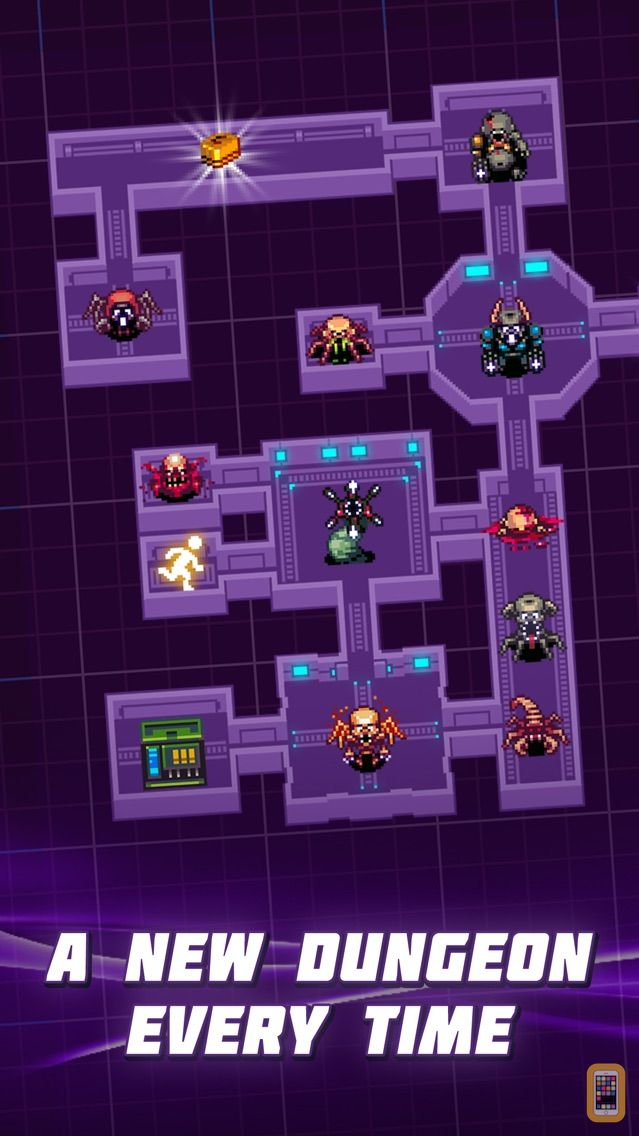 Screenshot - Dead Shell: Roguelike RPG