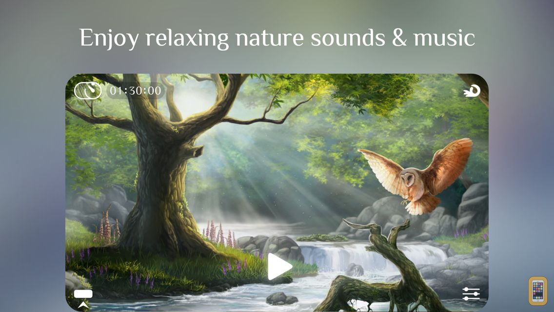 Screenshot - Flowing ~ Meditation in Nature
