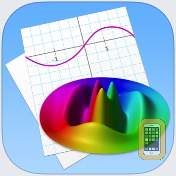 Graphing Calculator AR by Ron Avitzur (Universal)