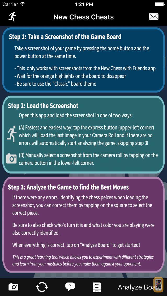Screenshot - Chess Cheats