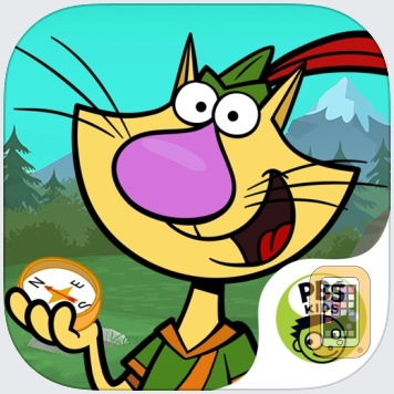Nature Cat's Great Outdoors by PBS KIDS (Universal)