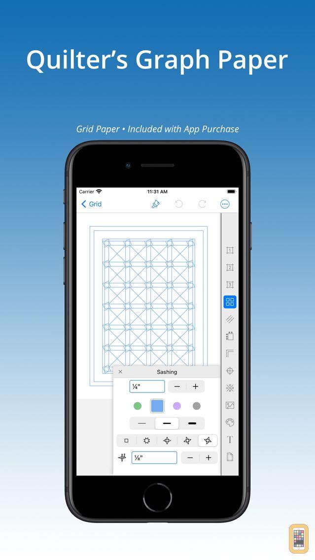 Screenshot - QuiltPaper