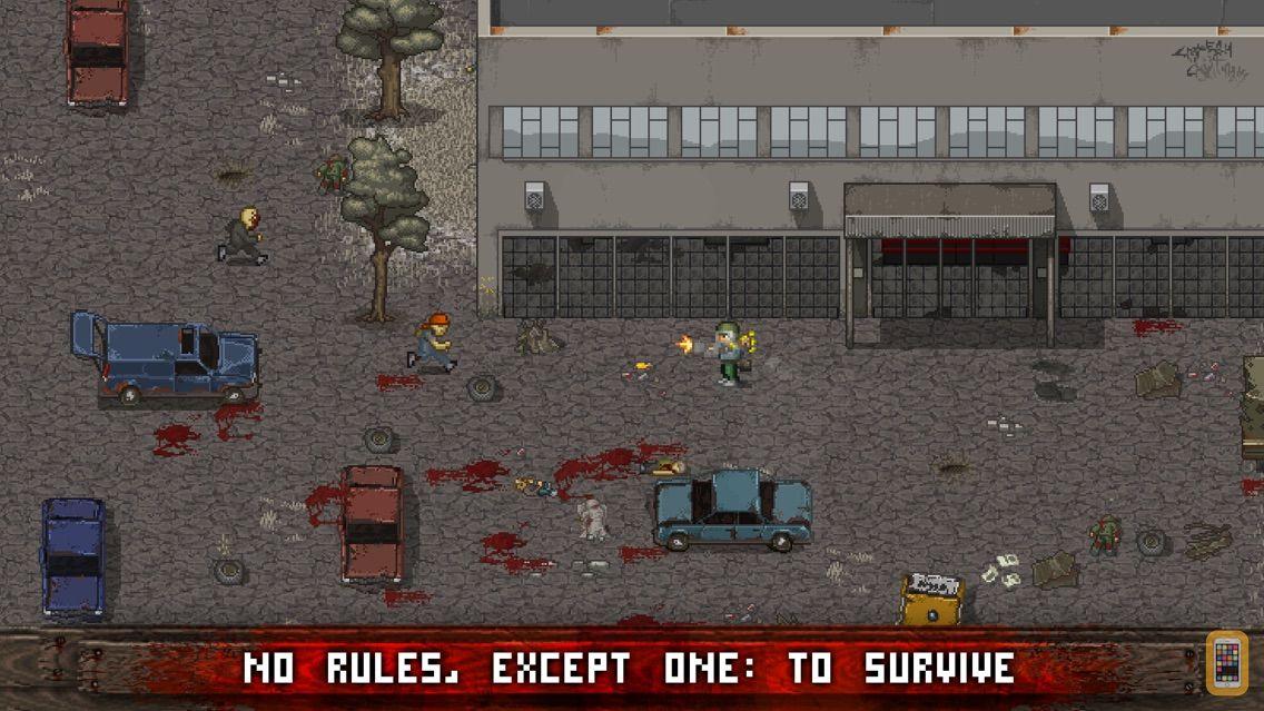 Screenshot - Mini DAYZ - Survival Game