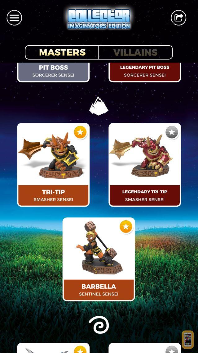 Screenshot - Collector - Imaginators Edition