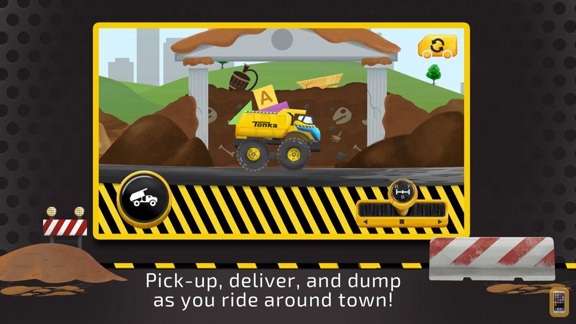 Screenshot - Tonka: Trucks Around Town