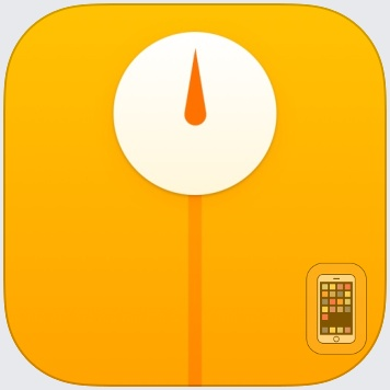 Simple Scales - Weight Tracker by Toast Studio Australia (iPhone)