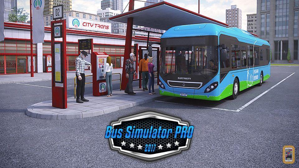 Screenshot - Bus Simulator PRO 2017