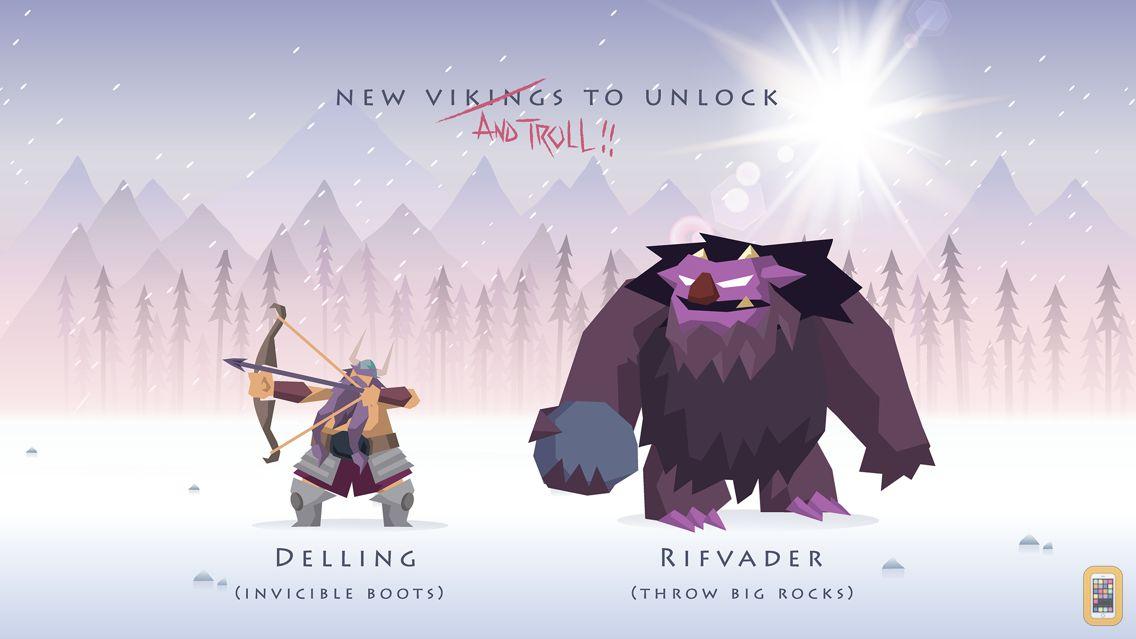 Screenshot - Vikings: an Archer's Journey