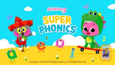 Screenshot - Pinkfong Super Phonics