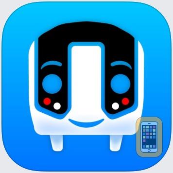 NYC Transit: MTA Subway & Bus by Transit Now ltd (iPhone)