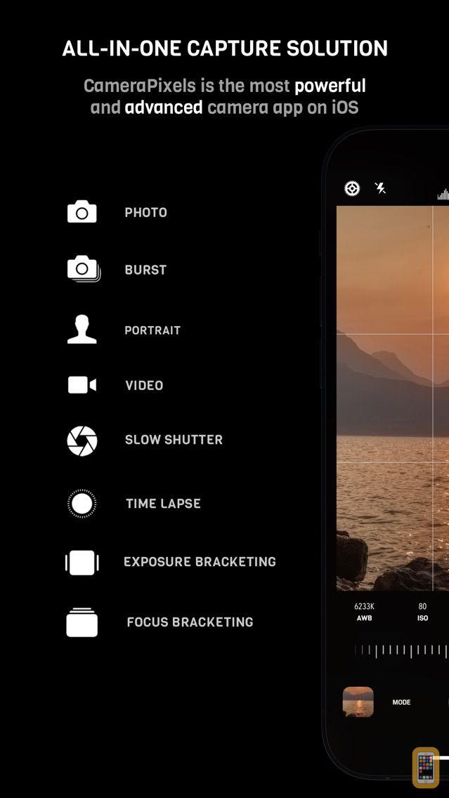 Screenshot - CameraPixels