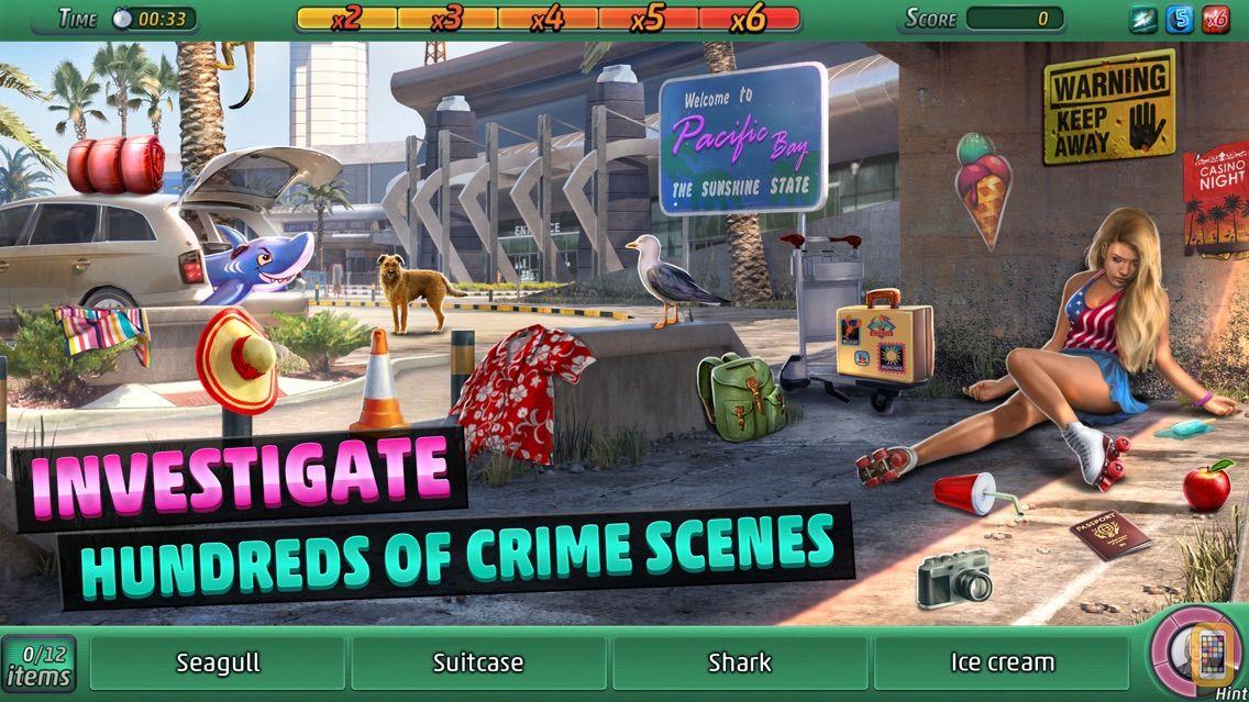 Screenshot - Criminal Case: Pacific Bay