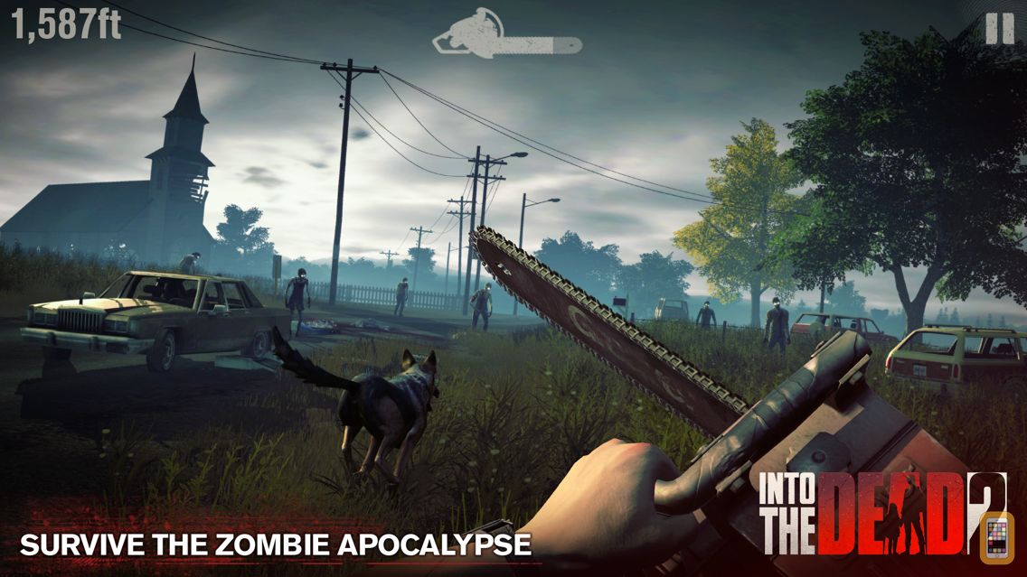 Screenshot - Into the Dead 2