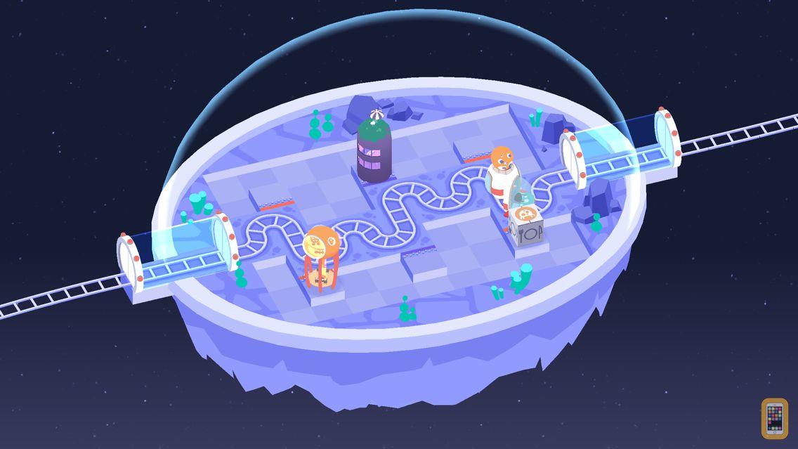 Screenshot - Cosmic Express
