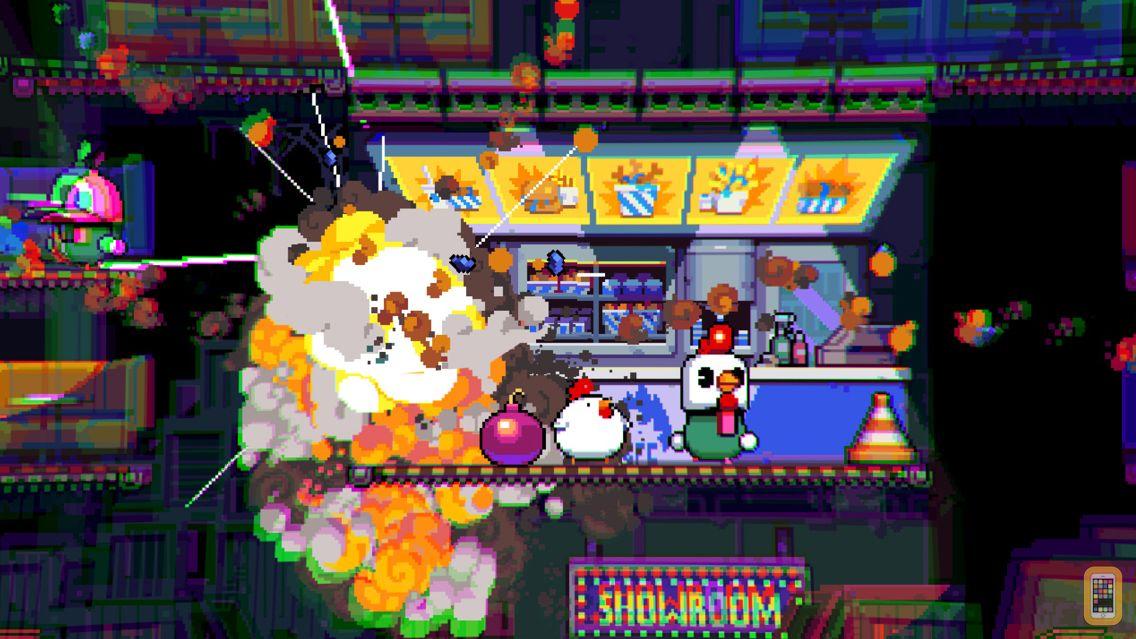 Screenshot - Bomb Chicken