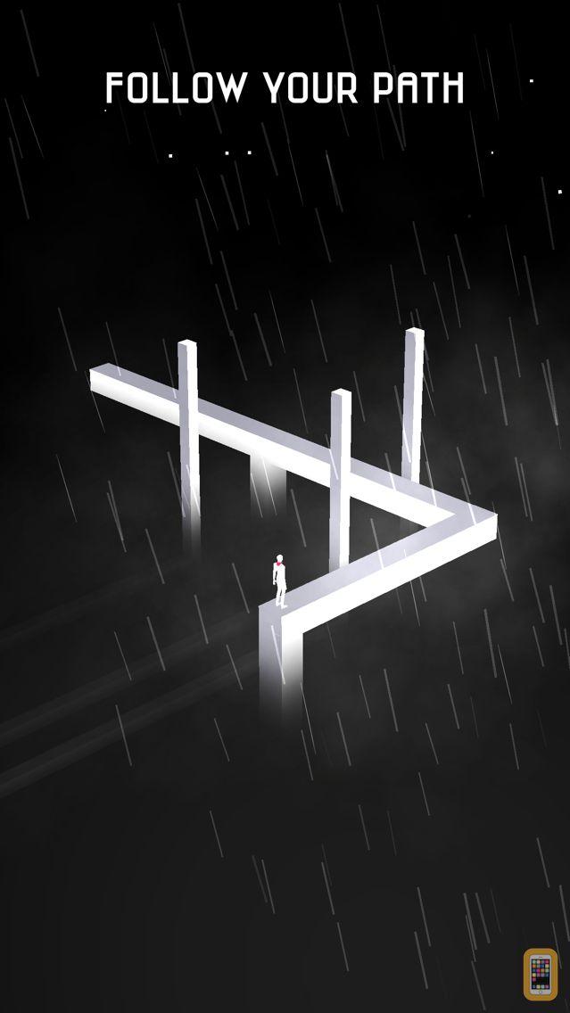Screenshot - Crooked Path: Infinity Run