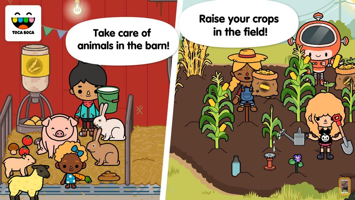 Screenshot - Toca Life: Farm