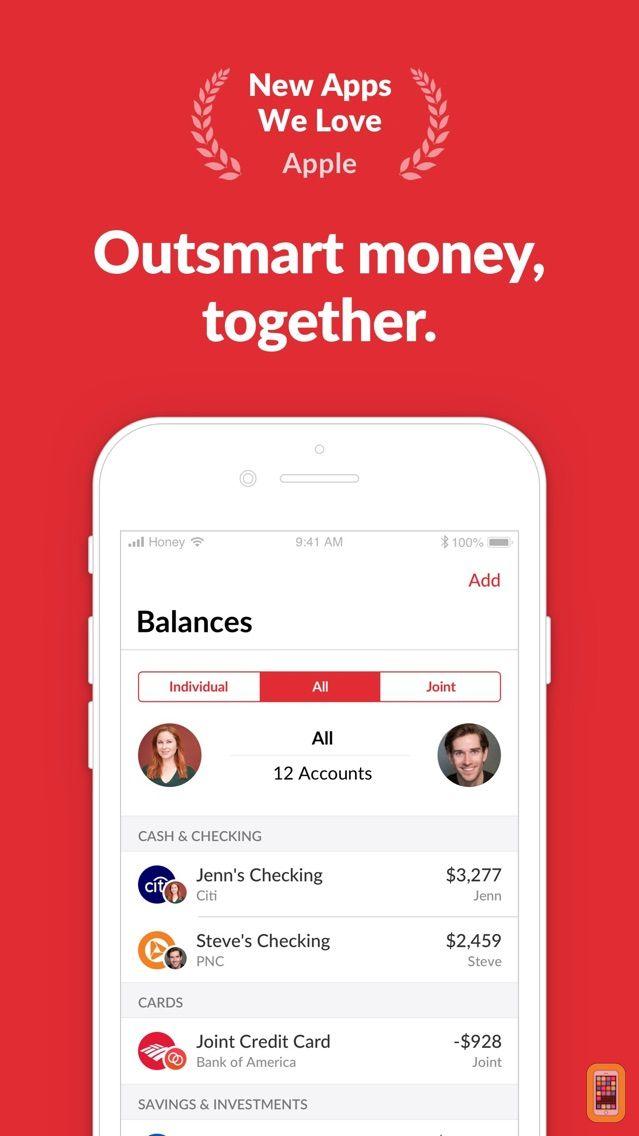 Screenshot - Honeydue: Couples Finance