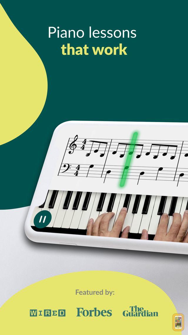 Screenshot - Skoove: How to Play Piano