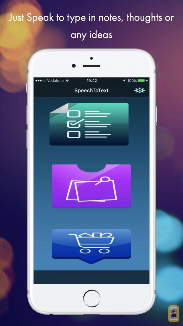 Screenshot - Speech to Text : Voice to Text