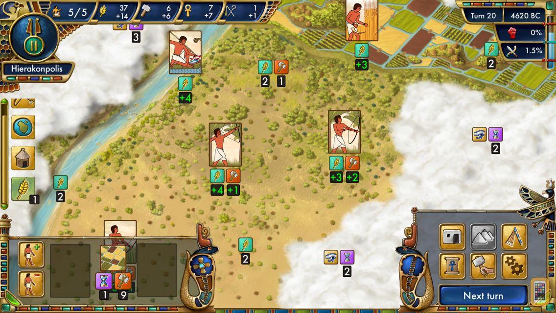 Screenshot - Predynastic Egypt