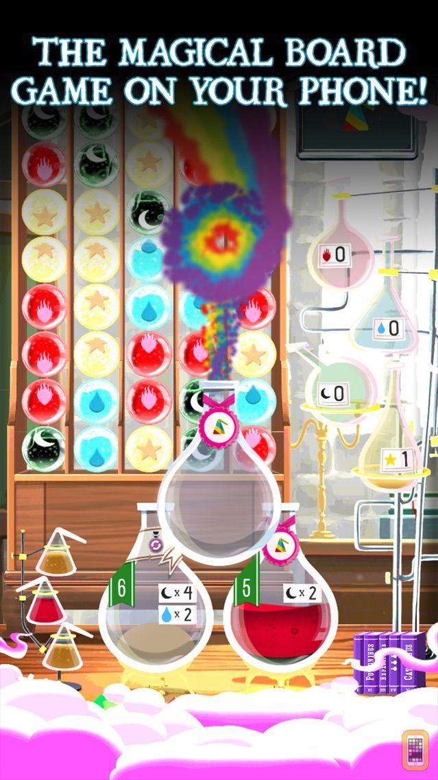 Screenshot - Potion Explosion