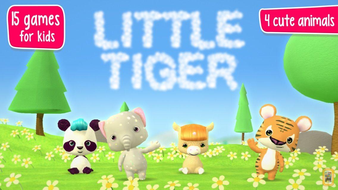 Screenshot - Little Tiger: Firefighter Kids