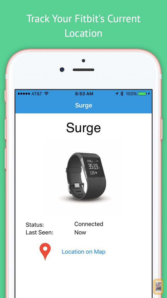 Screenshot - Fitbit Reminder - Track Fitbit