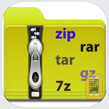 File Extractor - zip rar tar gz 7z by SOWJANYA ALLA (Universal)