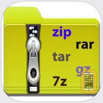 File Extractor - zip rar tar gz 7z by SOWJANYA ALLA (Universal)
