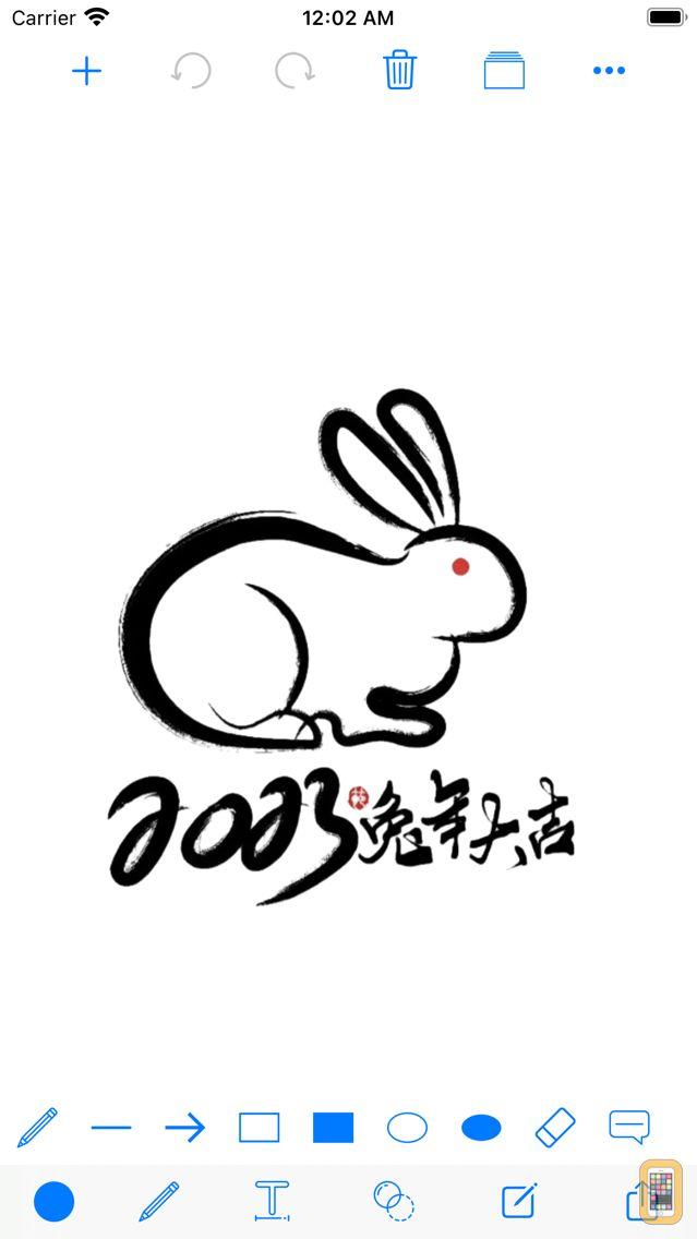 Screenshot - Draw Editor - Drawing On Pics