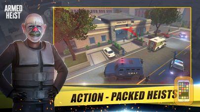 Screenshot - Armed Heist: Shooting Games