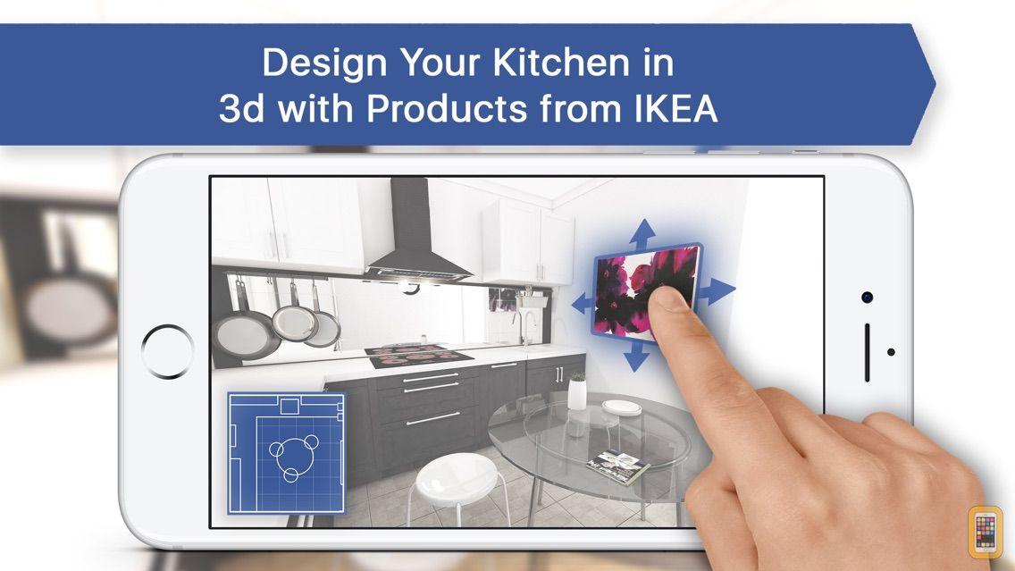 Screenshot - Kitchen Design PRO