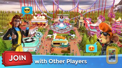 Screenshot - RollerCoaster Tycoon® Touch™