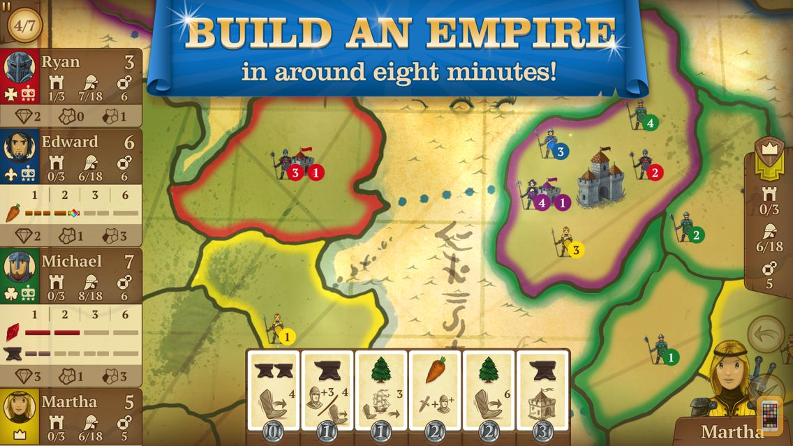 Screenshot - Eight-Minute Empire